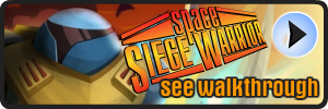 space siege warrior walkthrough